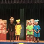 Lizards return home to King and Queen