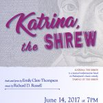 Katrina, the Shrew on June 14!