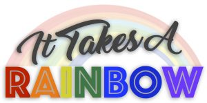 (The new) It Takes A Rainbow logo