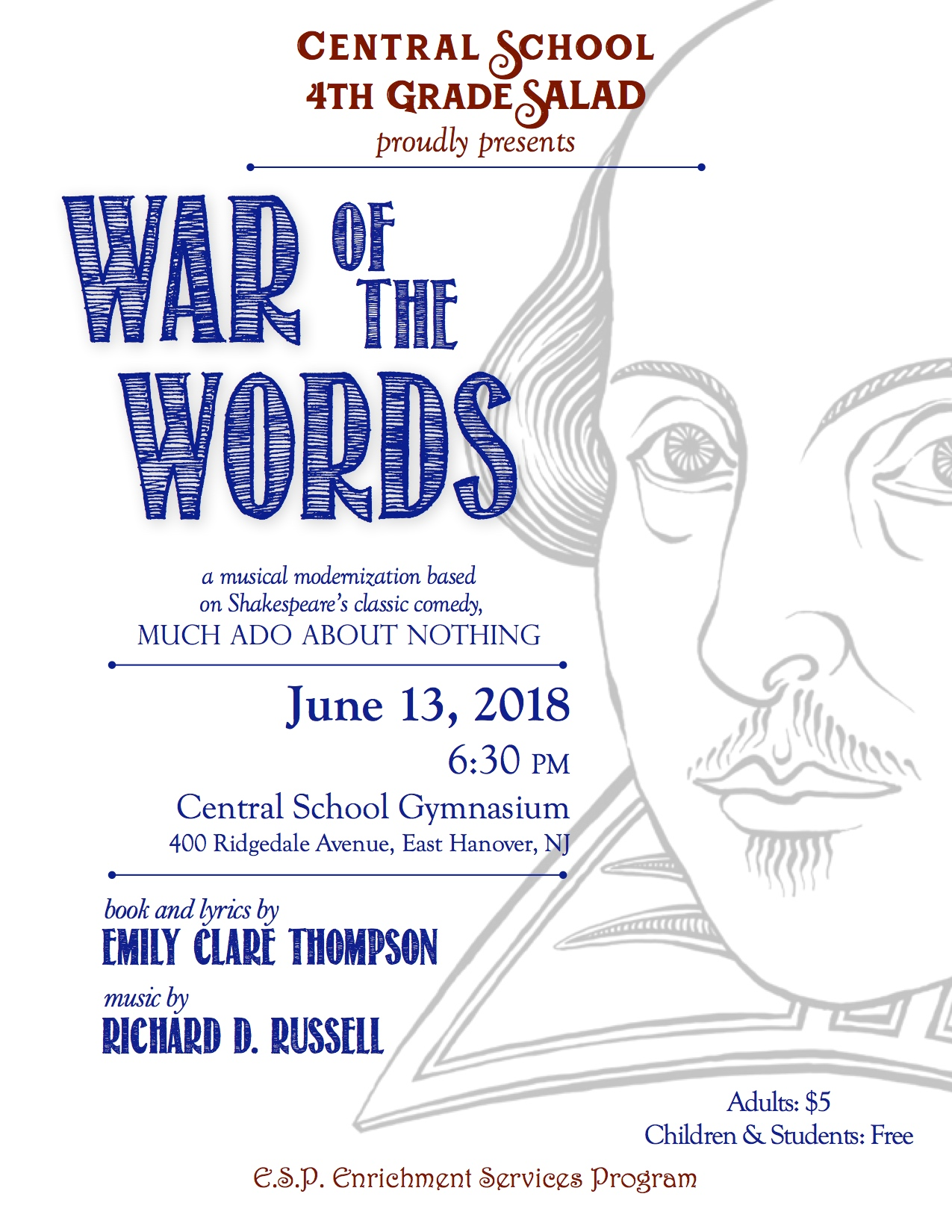 WAR OF THE WORDS has two new songs! Coming June 13 • The Musicals of