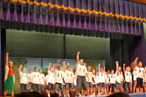 Winner Takes All! @ Central Elementary School | East Hanover | New Jersey | United States