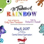 It Takes A Rainbow on May 11