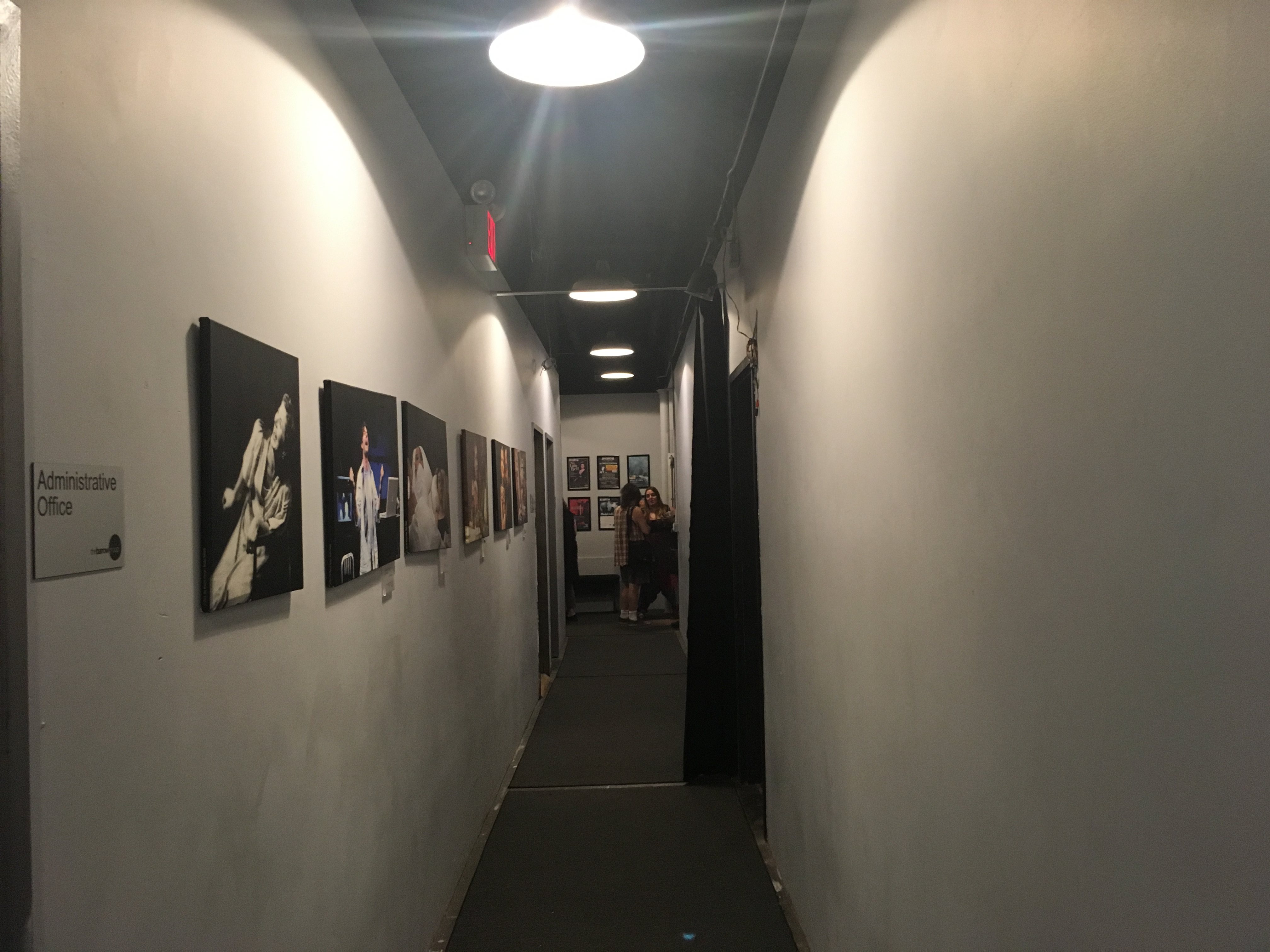 MITF Theater, backstage hall
