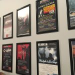 Backstage Wall at the MITF Theater